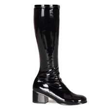 Pleaser Retro-300 Knee High Boot