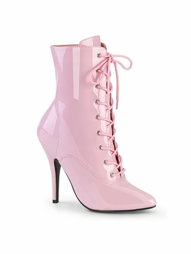 Pleaser Seduce-1020 Lace Up Ankle Boot