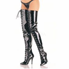 Pleaser Seduce-4026 Thigh High Boots