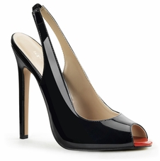 Pleaser Sexy-08 Sling Back Pump