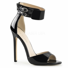 Pleaser Sexy-19 Closed Back Open Toe Sandal