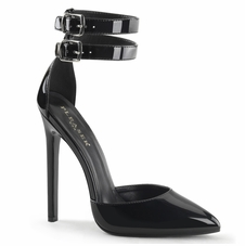 Pleaser Sexy-36 Dual Ankle Strap Pump