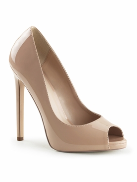 Pleaser Sexy-42 Peep Toe Pump