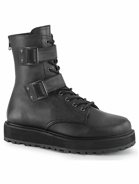 Pleaser Valor-250 Men's Lace Up Ankle Boot