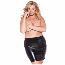Plus Size Allure 13-3602XK Sexy Siren Skirt
