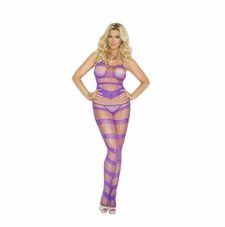 Plus Size Elegant Moments 1658Q Strappy Bodystocking