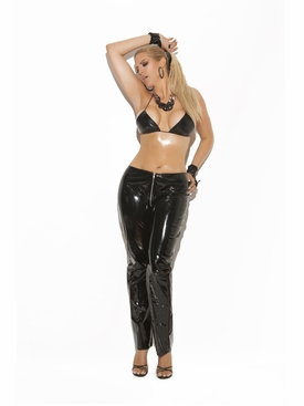 Plus Size Elegant Moments V9207X Vinyl Pants