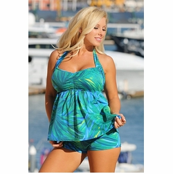 Plus Womens Swimwear