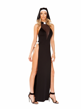 Roma 2pc Nun of your Business Roleplay Costume