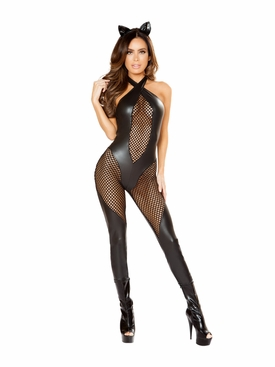Roma 3pc Naughty Kitty Roleplay Costume