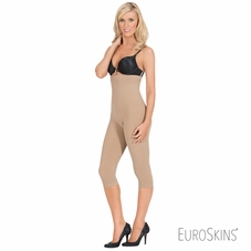 Seamless Plus High Waist Capri Shaper