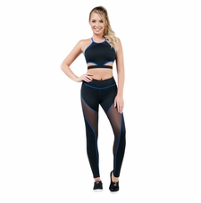 Sheer Exposure Bra Activewear