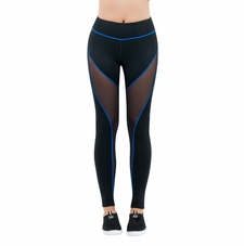 Sheer Exposure Legging Activewear