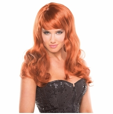 Solid Color Burlesque Wig In 15 Colors