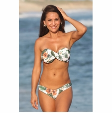 Twist Bikini Bathing Suit