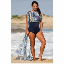 Ujena Duster Cover-Up Bathing Suit