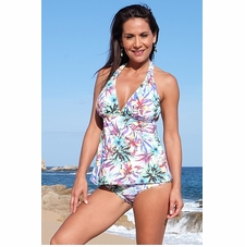 Ujena Easee Fit Tankini Bathing Suit