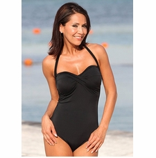 Ujena High Cut Monroe One Piece Swimsuit