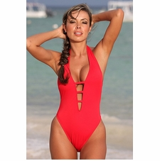 Ujena Hot Flash One Piece Sexy Swimsuit
