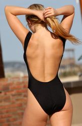 Ujena La Risque One Piece Bathing Suit
