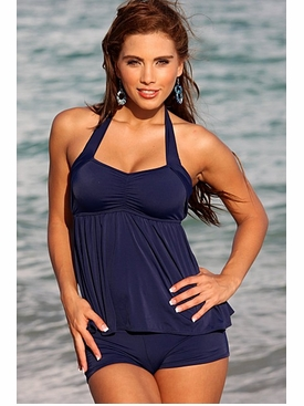 Ujena Let's Go Slimming Tankini Bathing Suit