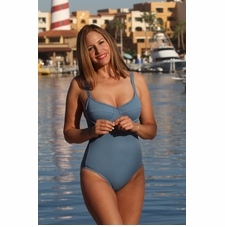 Ujena Saint Tropez Underwire One Piece Bathing Suit