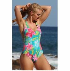 Ujena Vee One Piece Bathing Suit