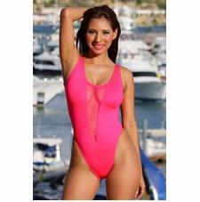 Ujena Martini One Piece Sexy Bathing Suit