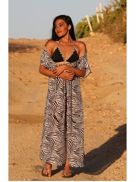Ujena Zebra Resort Robe