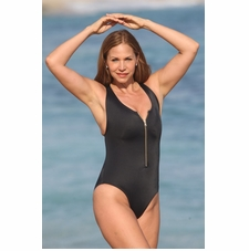 Ujena Zip T One Piece Wetsuit Bathing Suit