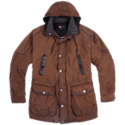 Oilskin Coat - Kings Cross - Click to enlarge