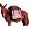 """Pack Saddles """"Sawbuck Not-A-Knot System"""""""