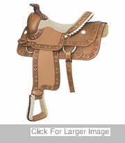 Ranch Saddles - Apache Roper