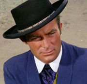 TV Western Cowboy Hats - Jim West - Click to enlarge