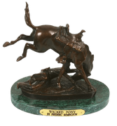 Wicked Pony Bronze Sculpture - Click to enlarge