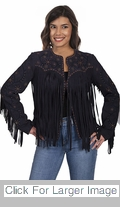 Women's Western Clothing  - Embroidered