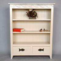 2 Drawer Fish Bookcase - OUT OF STOCK