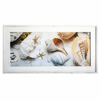 A Day at the Beach Framed Art I