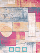 Abstract Multi Rug Collection
