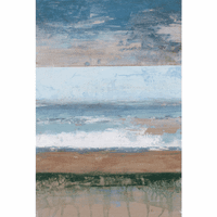 Abstract Tides I Canvas Art