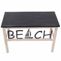 Aegean Sails Beach Bench