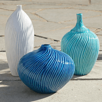 Aegean Vases - Set of 3