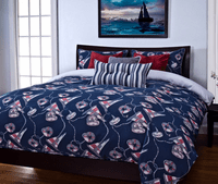 Ahoy Blue Duvet Sets