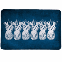 Alabaster Pineapples Comfort Mat