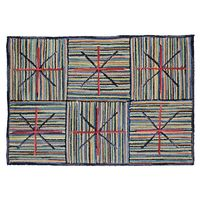 Alderman Hooked Wool Rug - 4 x 6
