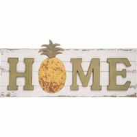Aloha Home Sign