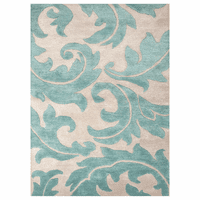 Aloha Turquoise Rug Collection