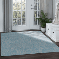 Altea Cove Aqua Indoor/Outdoor Rug Collection
