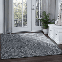 Altea Cove Charcoal Indoor/Outdoor Rug Collection