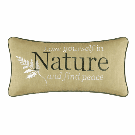 Althea Embroidered Pillow